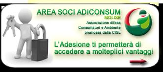 Area Soci Adiconsum Molise